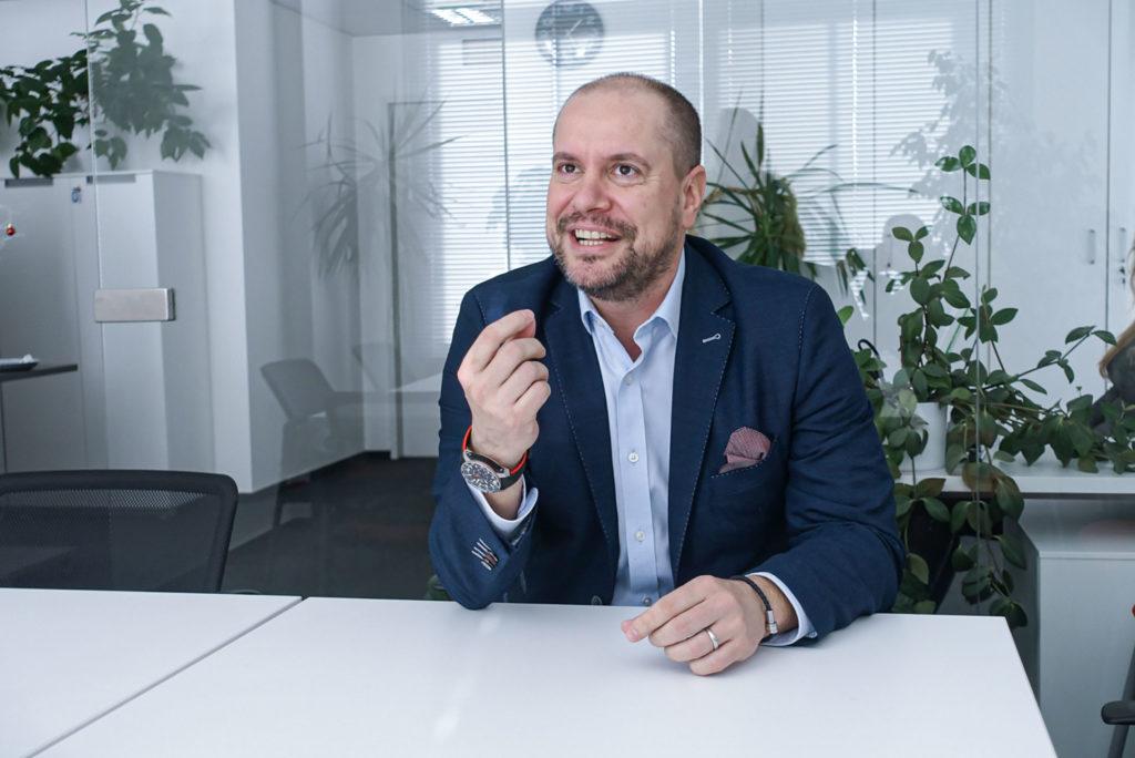 Tomáš Jurík: Trh s pojištěním pohledávek má specifickou dynamiku